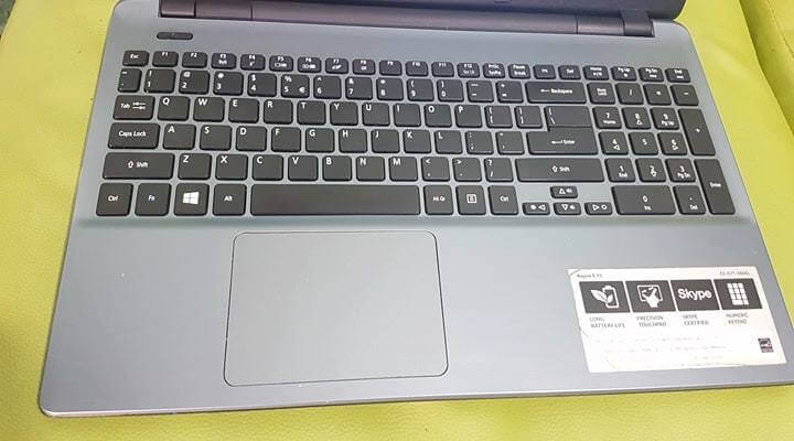 bán laptop cũ acer e5 571 core i5 giá rẻ tại tin học miền nam