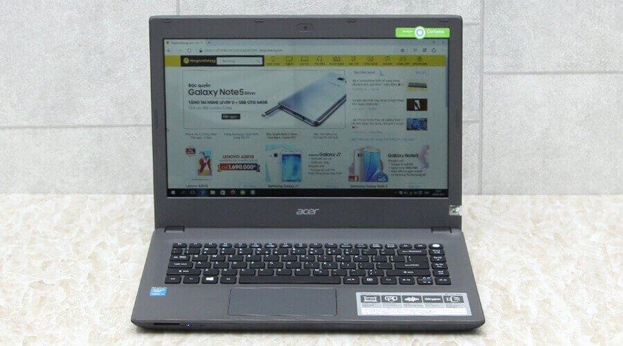 laptop cũ Acer E5 473 giá rẻ tại hcm