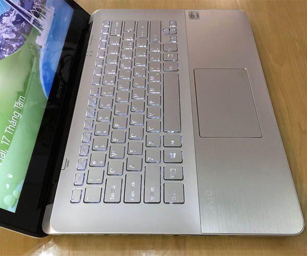 bán Laptop Cũ sony vaio SVF14 tại hố chí minh