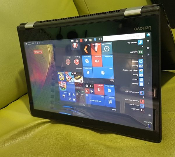 bán Laptop cũ Lenovo Yoga 80S7 giá rẻ tại gò vấp